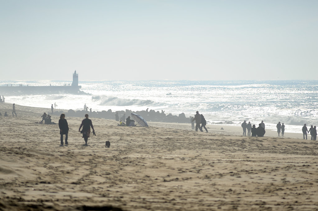 Hossegor Beach, France