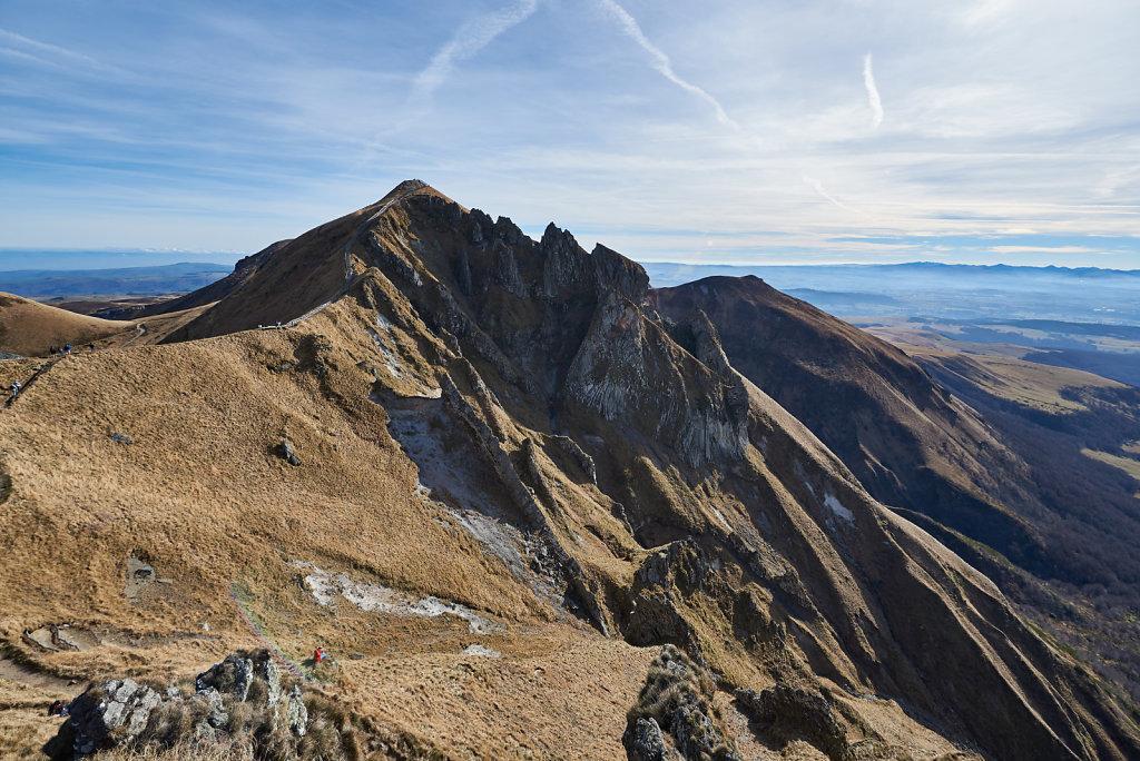 Puy de Sancy I (1886m) - Massif Central, France