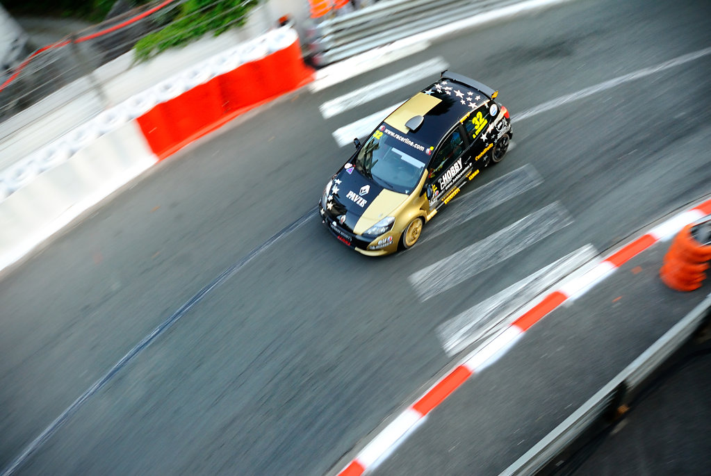 Grand Prix de Pau - Clio Cup, France
