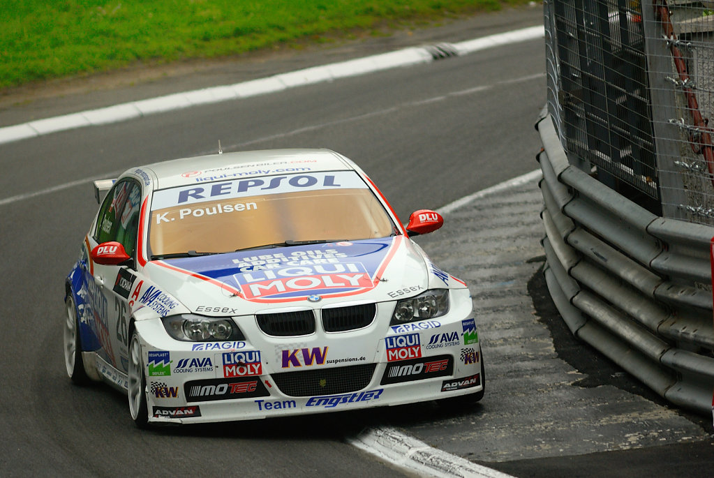 Grand Prix de Pau - WTCC II, France