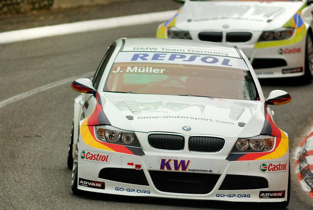 Grand Prix de Pau - WTCC I, France