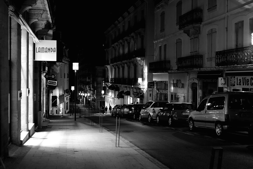 The luminous invisible interest - Series 1/2 - Biarritz, France