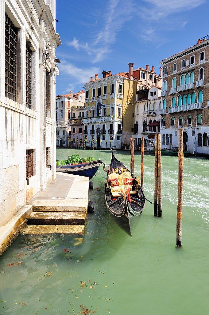 Gondola park - Venezia