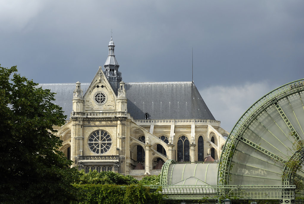Saint-Eustache church - Paris, France