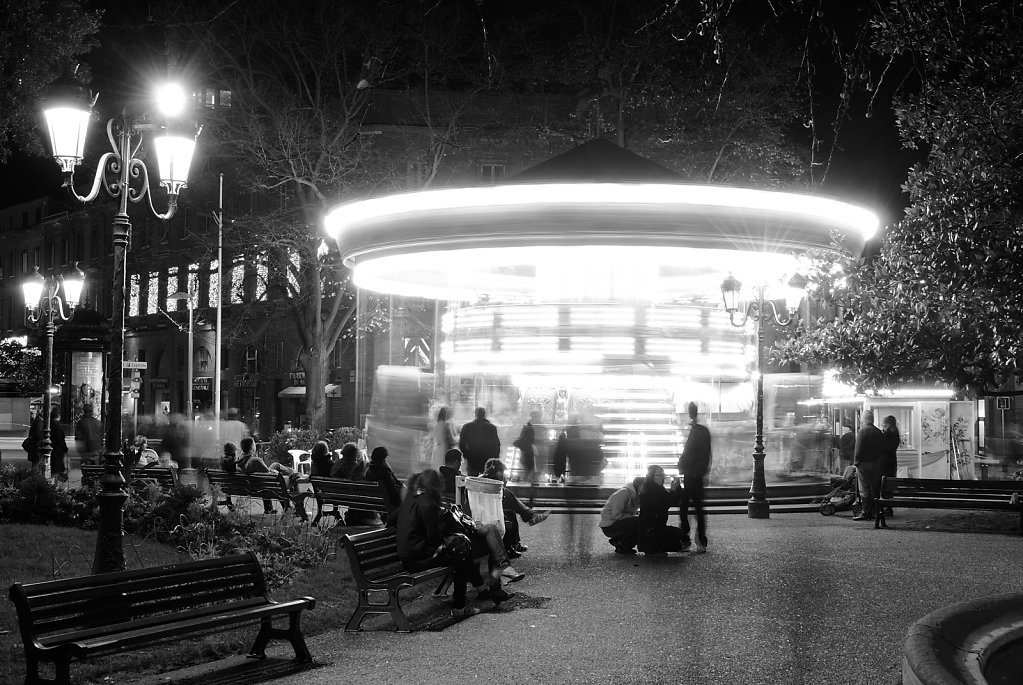 The Carousel - Wilson place - Toulouse, France