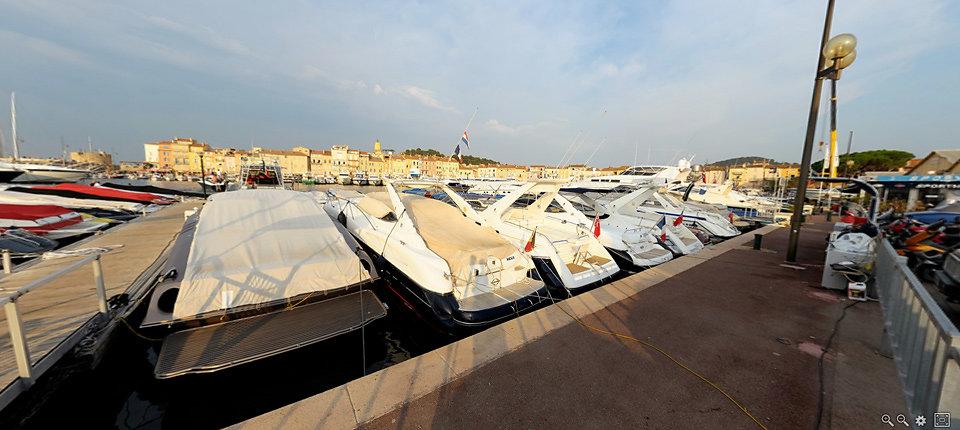 Quai de l'Epi - Saint Tropez - Var - France