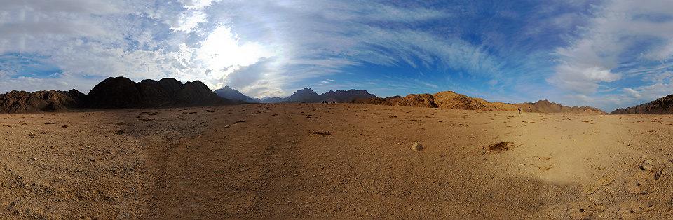 Desert near Hurghada I - Egypt