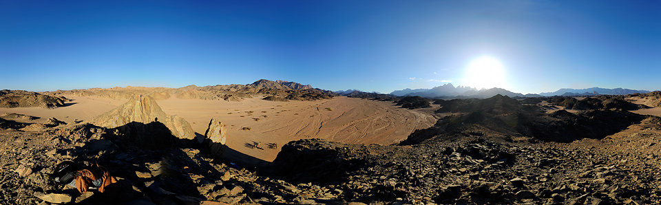 Desert near Hurghada II - Egypt