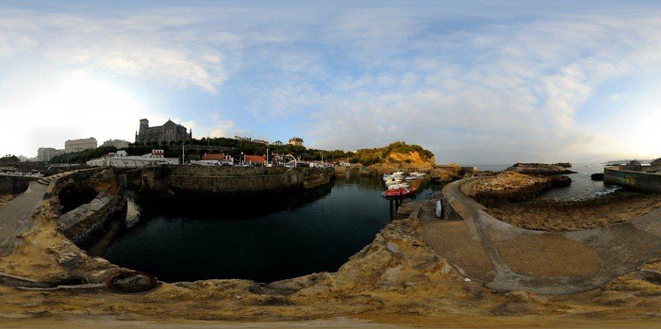 Le Port des Pêcheurs - Biarritz - FRANCE