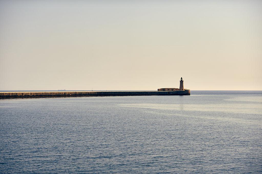 La Valette Pier - Malta