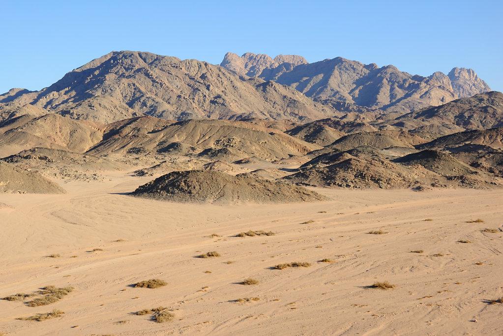 Hurghada Desert I, Egypt