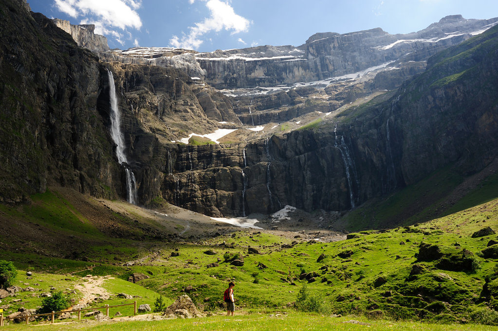 The Cirque of Gavarnie - Pyrenees, France