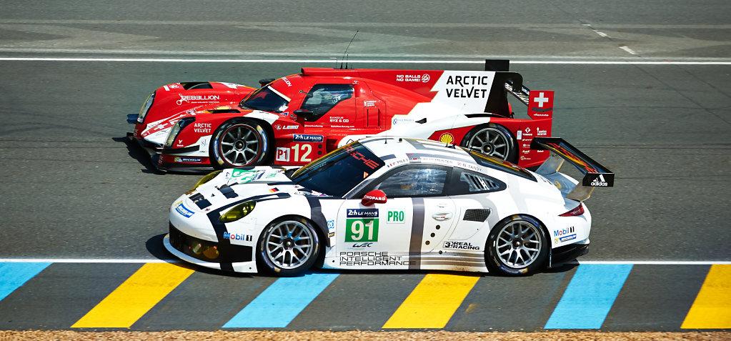 24 hours of Le Mans 2014 I, France