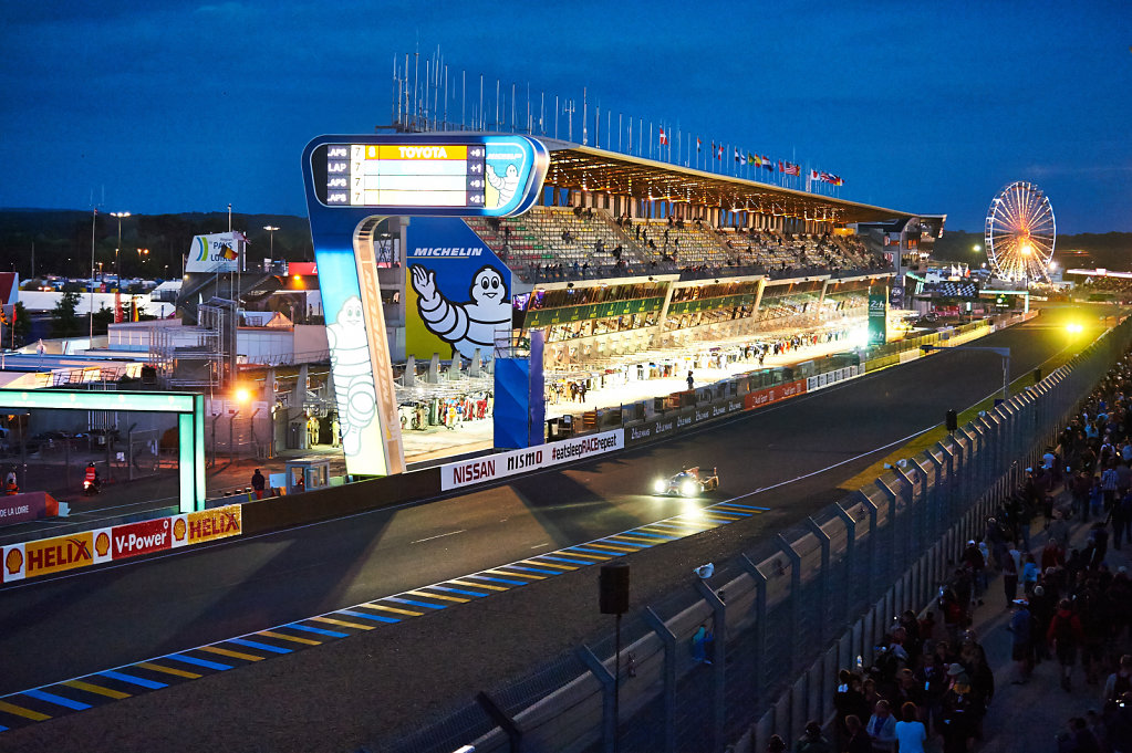 24 hours of Le Mans 2014 III - Dunlop, France