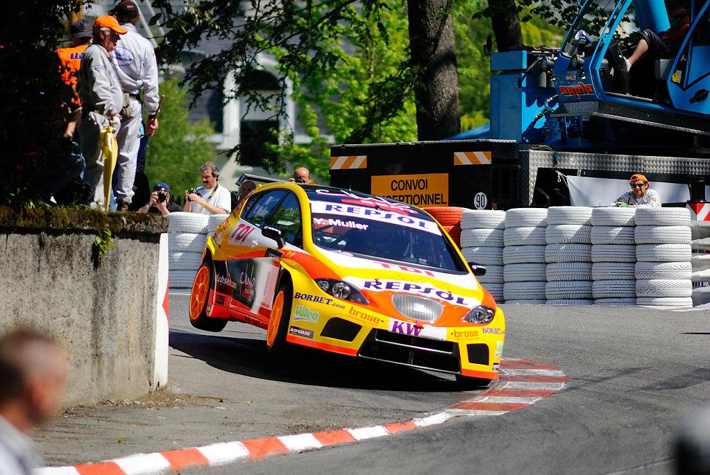 Grand Prix de Pau - WTCC III, France