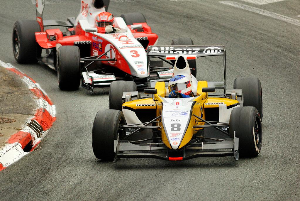 Grand Prix of Pau - F3, France