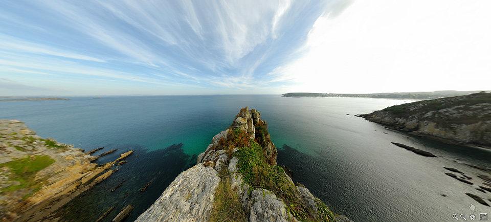 Baie de Morgat - Presqu'île de Crozon - Bretagne - France