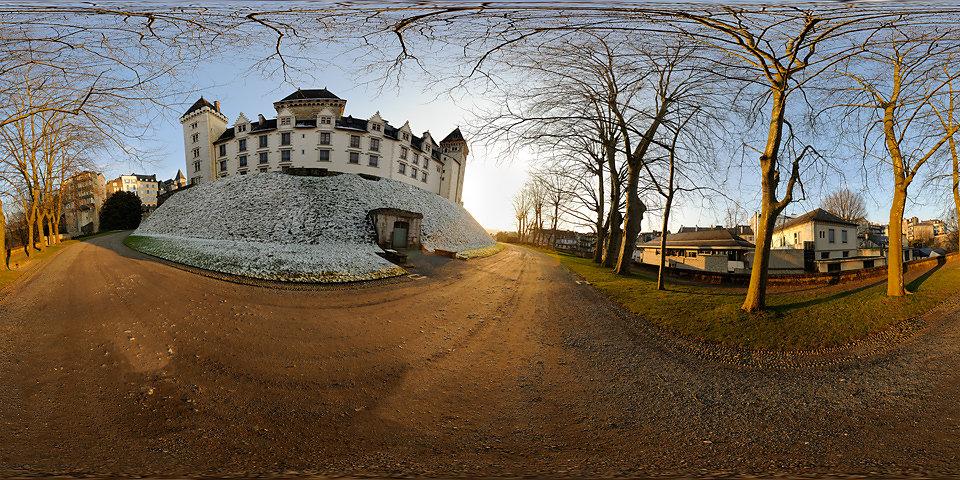 Château de Pau - Face Nord - PAU - FRANCE