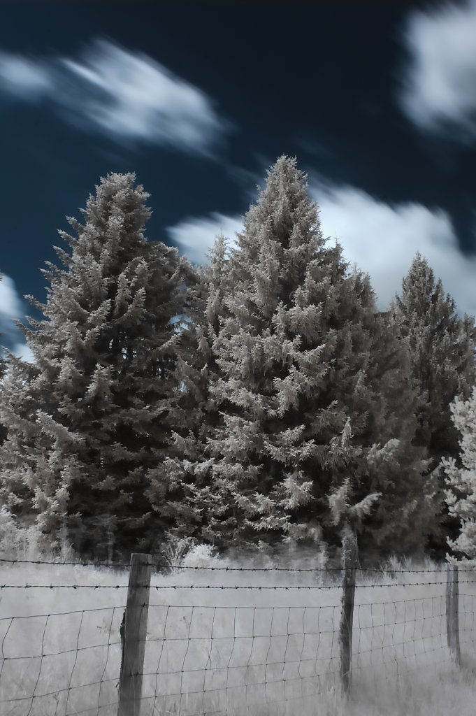 Massif Centra Infrared, France